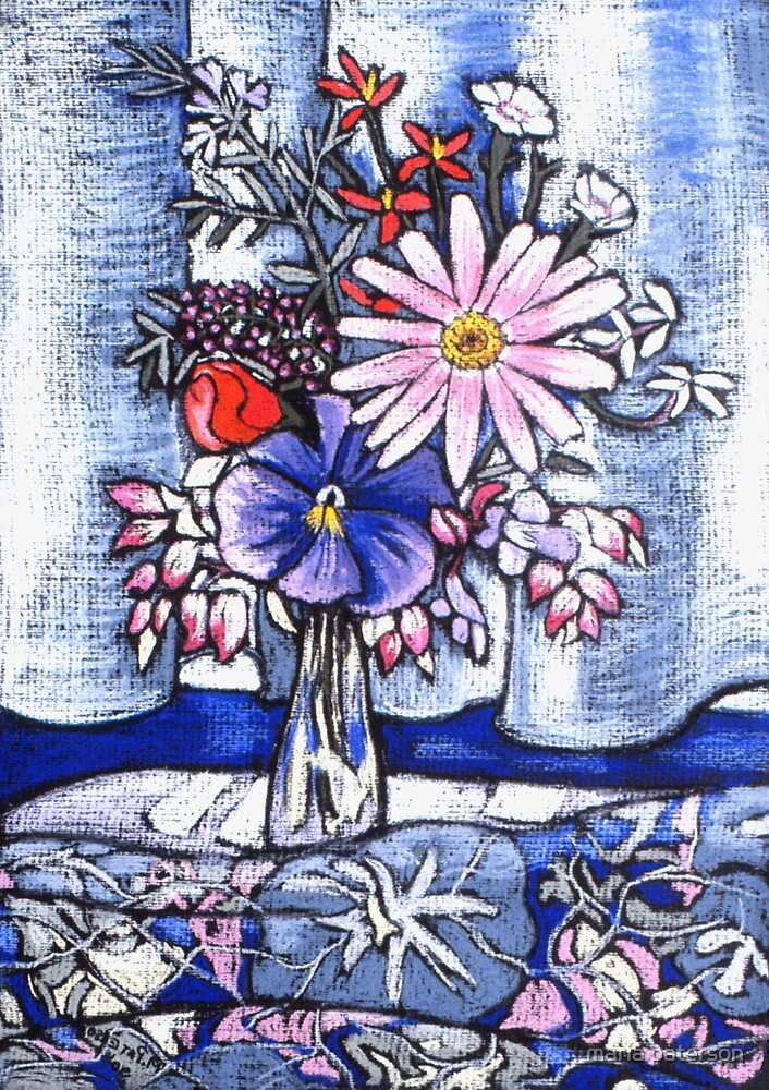 dotties flowers by maria paterson