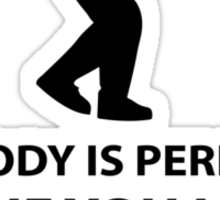 Ska and perfection Sticker