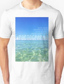 What poetography is T-Shirt