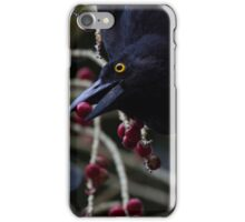 Palm Berry Time iPhone Case/Skin