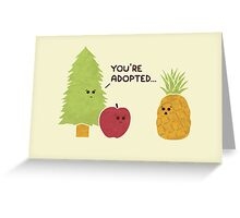 The Confession Greeting Card