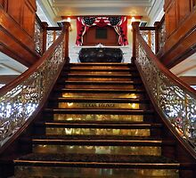 This Way to the Texas Lounge by debidabble