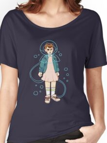 Eleven- Stranger Things Women's Relaxed Fit T-Shirt