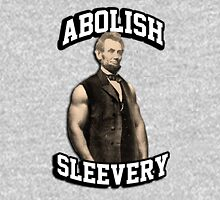 Abraham Lincoln - Abolish Sleevery Tank Top