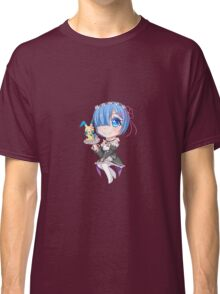 Rem and Minun Classic T-Shirt