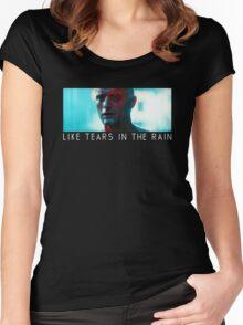 Blade Runner Roy Batty Women's Fitted Scoop T-Shirt