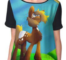Pinto Pony Chiffon Top