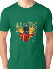 All I want for Christmas is Jamie Fraser!  Unisex T-Shirt