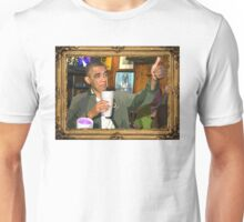 Obama Sippin  Unisex T-Shirt