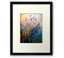 Wild is the Wind Framed Print