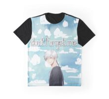 Don't forget me - Zen Graphic T-Shirt