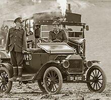 Model T of War  by Rob Hawkins