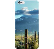Taos Morning iPhone Case/Skin