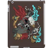 Damaged Zenyatta iPad Case/Skin