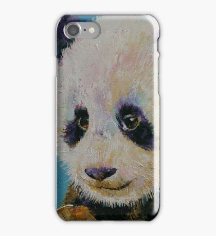 Panda Cub iPhone Case/Skin