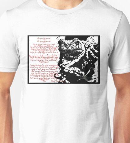 Frog Ink Psalm Unisex T-Shirt