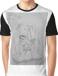 Gore and Lost Thoughts Graphic T-Shirt