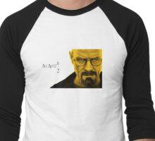 Heisenberg Uncertainty Principle Men's Baseball ¾ T-Shirt