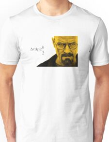 Heisenberg Uncertainty Principle Unisex T-Shirt