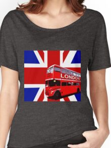 This is London Women's Relaxed Fit T-Shirt