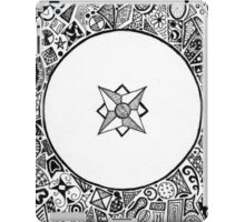 Compass Points iPad Case/Skin