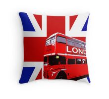 This is London Throw Pillow