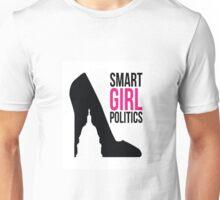 Smart Girl Politics Unisex T-Shirt