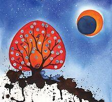 Moongazing by kimfleming