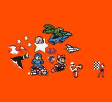 8-bit Race Kids Clothes