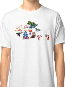 8-bit Race Classic T-Shirt