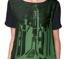 Haunted Mansion - East Coast Edition Chiffon Top