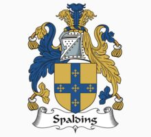 Spalding Coat of Arms (Scottish) by coatsofarms