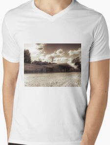 Va de Mies Mens V-Neck T-Shirt