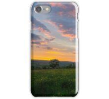 Hawthorn Sunset. iPhone Case/Skin