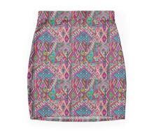 Aztec eye Mini Skirt
