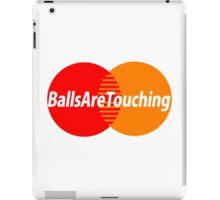 Balls Are Touching iPad Case/Skin