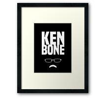 Ken Bone 4 President Framed Print