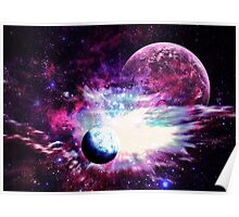 Celestial Existence Poster