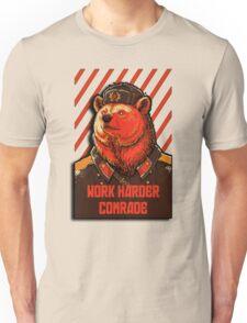 Vote Soviet bear - russian bear meme Unisex T-Shirt