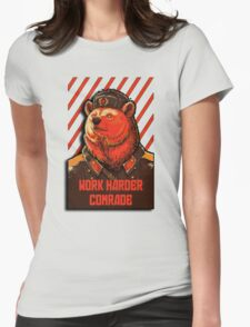 Vote Soviet bear - russian bear meme Womens T-Shirt