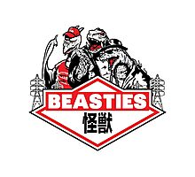 BEASTIES Photographic Print