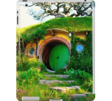 Bag End at Hobbiton - New Zealand iPad Case/Skin