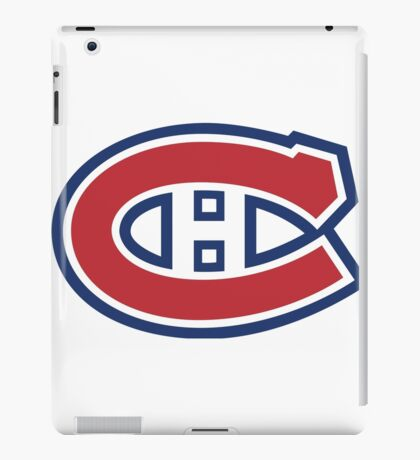 Montreal Canadiens iPad Case/Skin