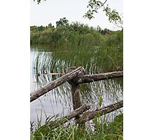landscape lake Photographic Print