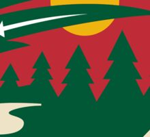 Minnesota Wild Sticker