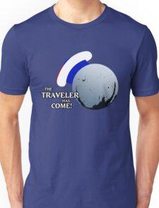 The Traveller Has Come! Unisex T-Shirt