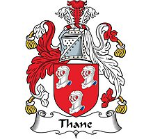Thane Coat of Arms (Scottish) Photographic Print