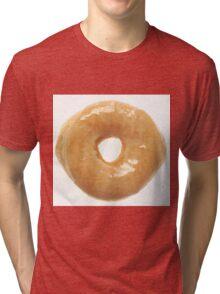 Glazed Donut Tri-blend T-Shirt