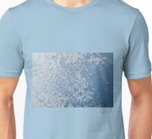 Snow and water condensation Unisex T-Shirt