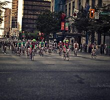 GranFondo Competition - Vancouver by Yannik Hay